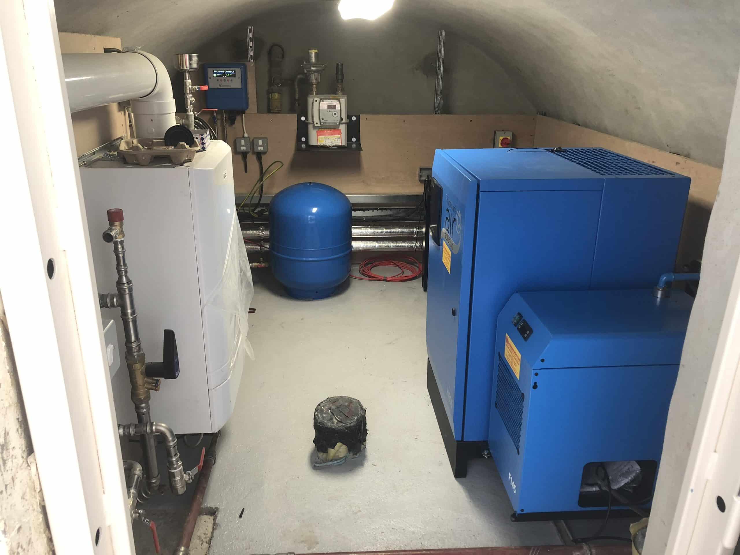 Air Compressors Kent, London, Essex And Surrey