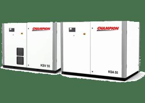 Champion Air Compressors Kent Surrey London And Essex 55-75compressor