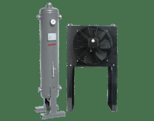 Champion Air Compressors Kent Surrey London And Essex CarbonTowerAftercooler
