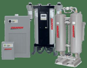 Champion Air Compressors Kent Surrey London And Essex DryingCTDrySeries