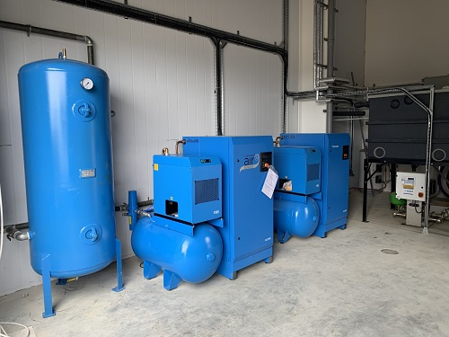 HYDROVANE Air Compressor Distributors Kent, London And South East