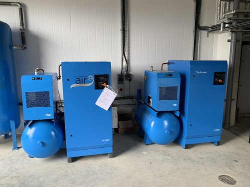 HYDROVANE Air Compressor Distributors in Kent, London And South East