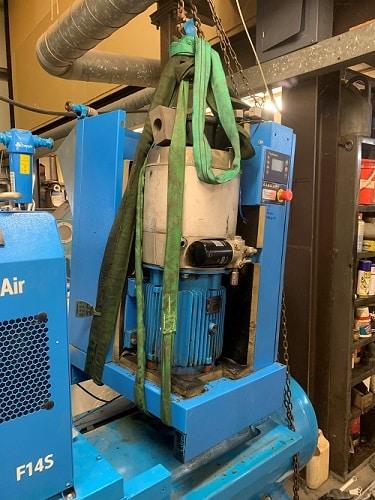 Air compressor installations UK